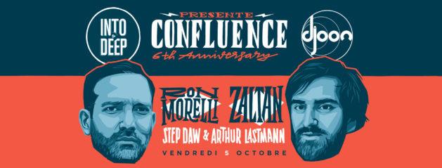 Confluence w/ Ron Morelli & Zaltan