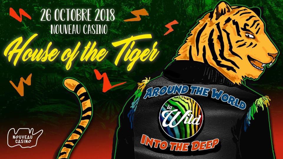 La Wild : House of the Tiger